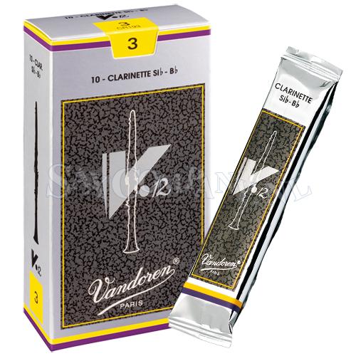 Vandoren v12 riet voor klarinet per stuk - Riet voor struik ...
